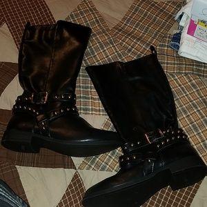 Girls sz 3 boots